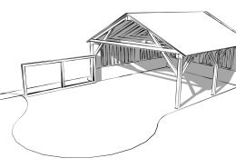 Garážové stání (fixa)
